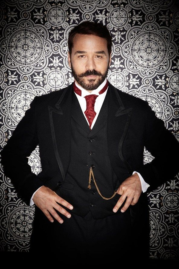 How could Jeremy Piven get any better? Mr Selfridge fashion interview costume designer James Keast - GQ.COM (UK)