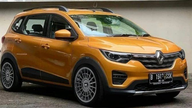 Na Dorogah Poyavilsya Novyj Krossover Renault V 2020 G Samosvaly Avtomobil Kapsula Vremeni