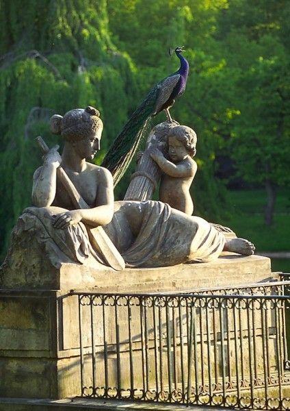 Historic Garden Royal Baths Museum - Royal Baths