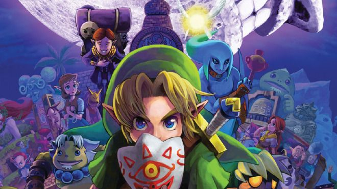 Nintendo's New Zelda and Upgraded 3DS Made Me Love 3-D Again