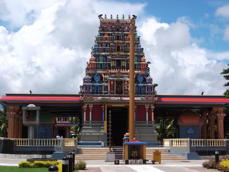 #Travel:  Hindu Temple, Suva, #Fiji.  Photo Credit: Dawne Rudman