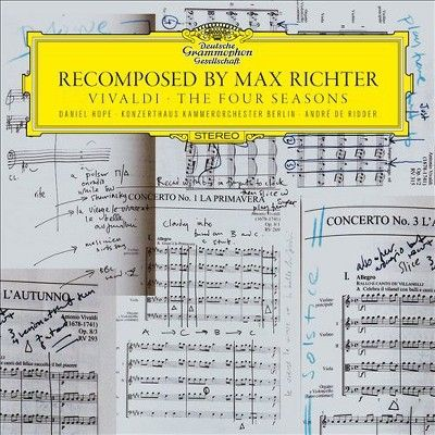 Daniel Hope - Recomposed by Max Richter: Vivaldi - The Four Seasons (Vinyl)