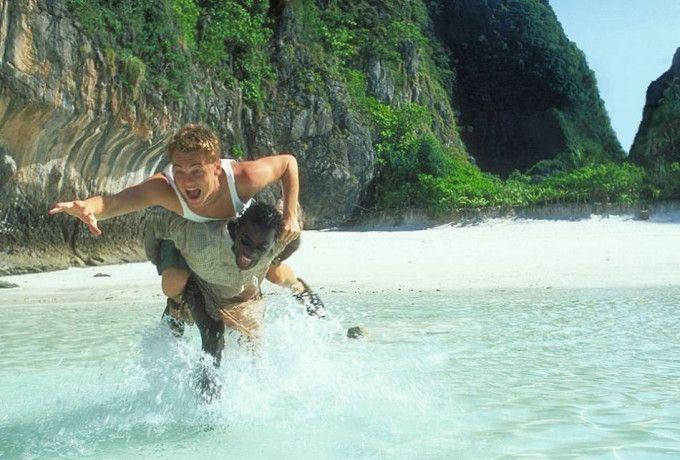 La playa de DiCaprio limita su acceso de manera temporal