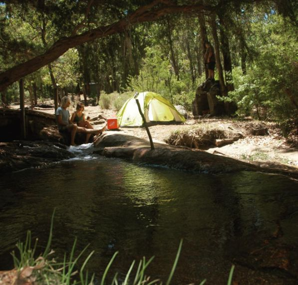 Weekend Escapes from Perth - Top Campsites & Caravan Parks to Visit