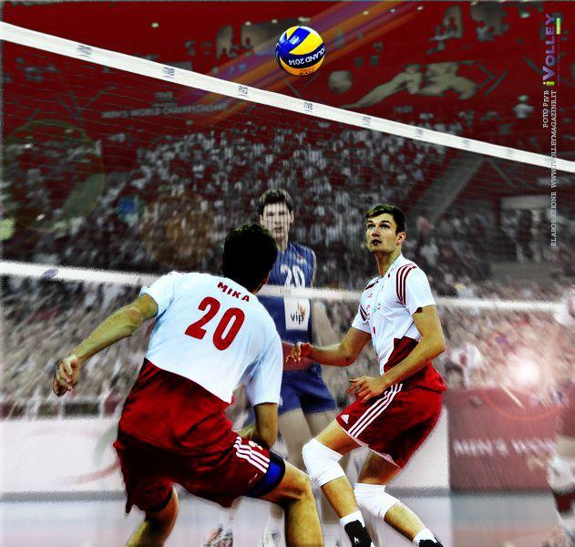 carlotta-rossi:  #FIVBMensWCH Poland - Serbia 3-0