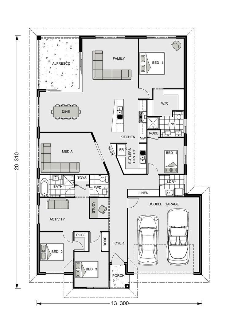 Mediterrane hauspläne grundrisse architektur architektur plan erweiterung south wales sims bungalows grundrisse