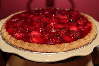Ann's Strawberry Pie Recipe