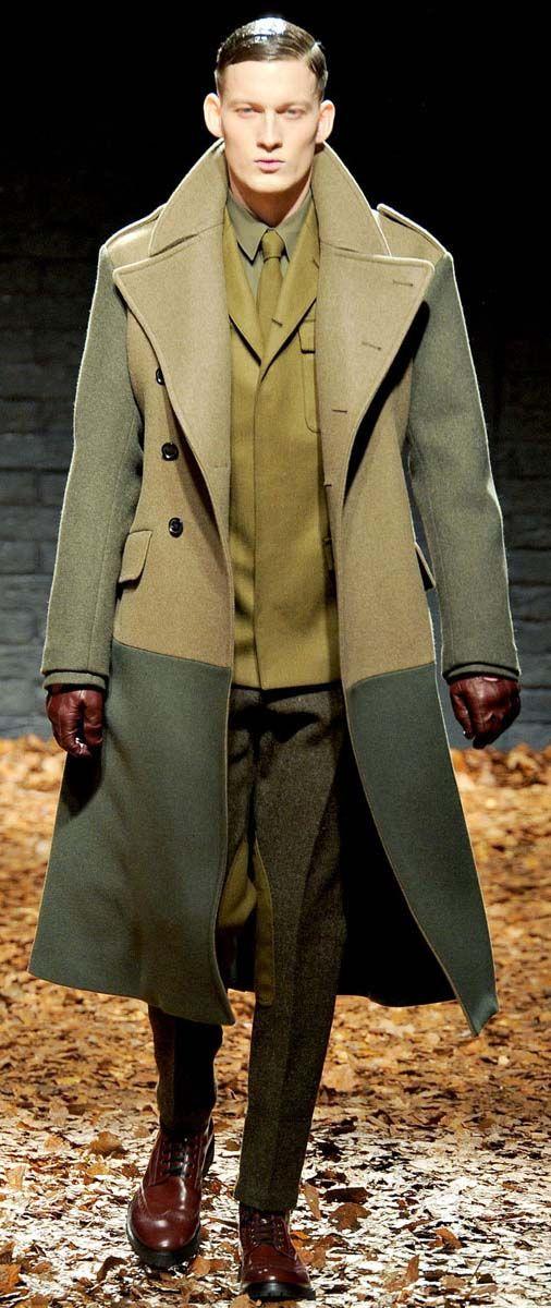 Alexander McQueen #coat...