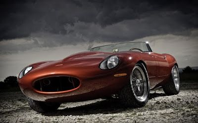 Eagle Jaguar E-Type