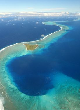 Marshall Islands - Bikini Atoll is an atoll in the Pacific Ocean which occurred in July 1946, an experimental atomic explosion. Also known as Pikini Atoll is an uninhabited atoll located 6 km ² in Micronesia in the Pacific Ocean