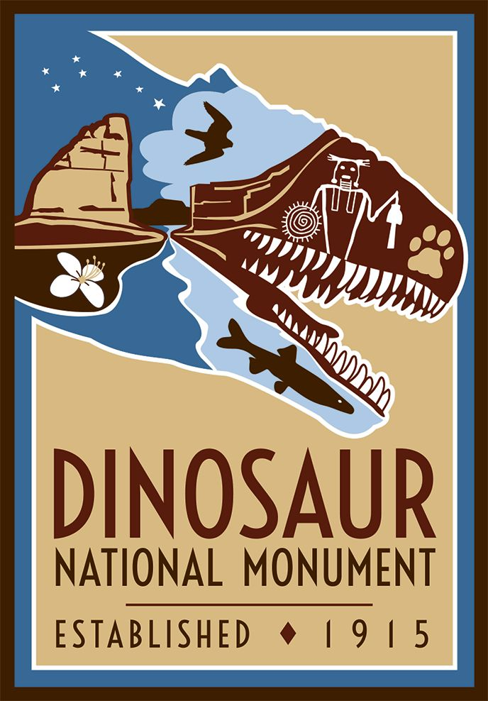 2015 the 100th Anniversary of Dinosaur National Monument! Link to special events planned for April-October 2015.