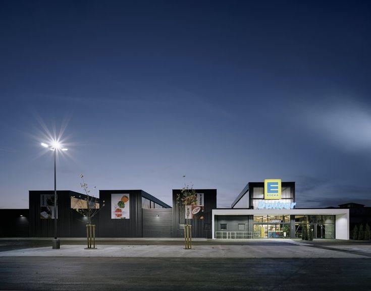 DA08 Supermarket, Göppingen, 2011 - Schiller Architektur BDA