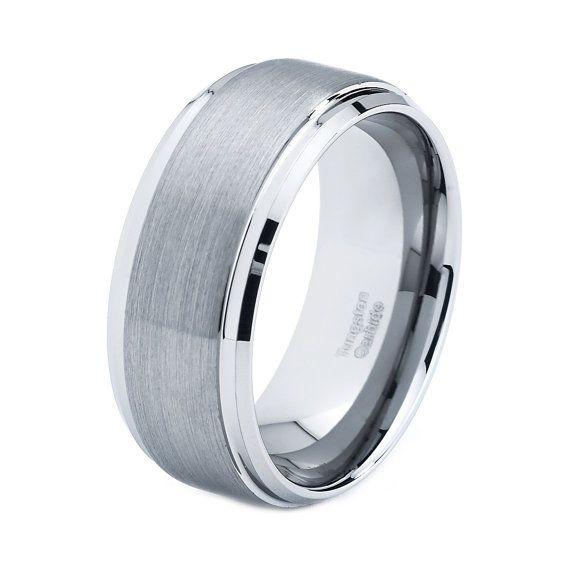 Tungsten Wedding Band, Wedding Bands, Men Tungsten Rings, Mens Wedding Band, Engagement Ring Tungsten, Womens Wedding Band, Men & Women Ring