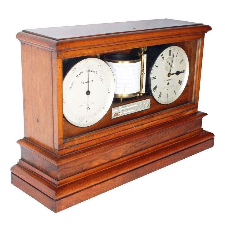 Rare Victorian Newcastle Weather Station