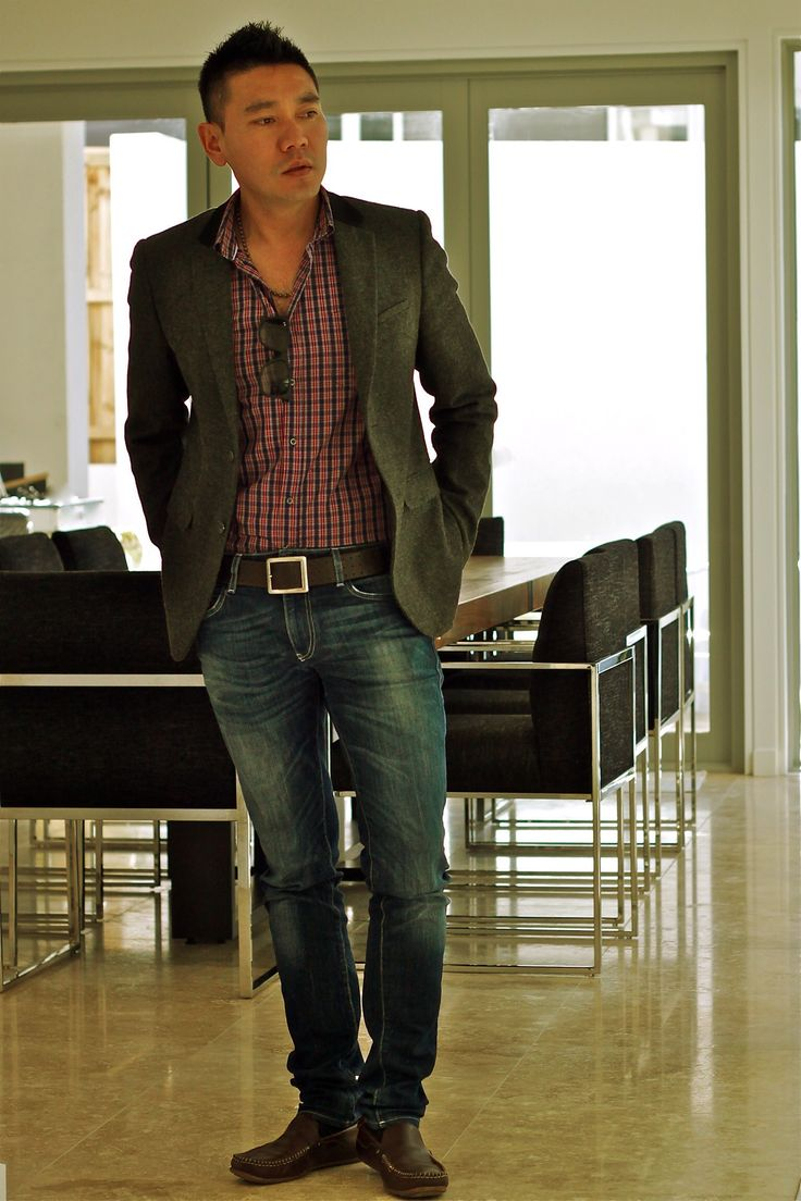 Today's outfit  Men's fashion