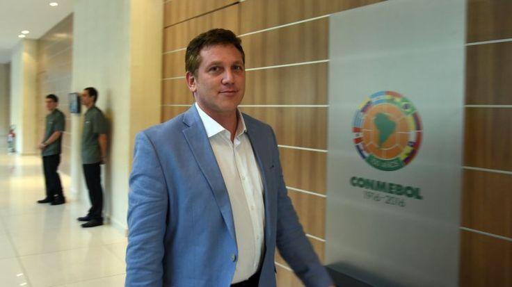 """Presidente de la CONMEBOL: """"Hay un reglamento y cuando se respeta de inicio no pasa nada"""""""