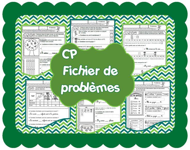 IPOTÂME ....TÂME: CP : fichier de problèmes