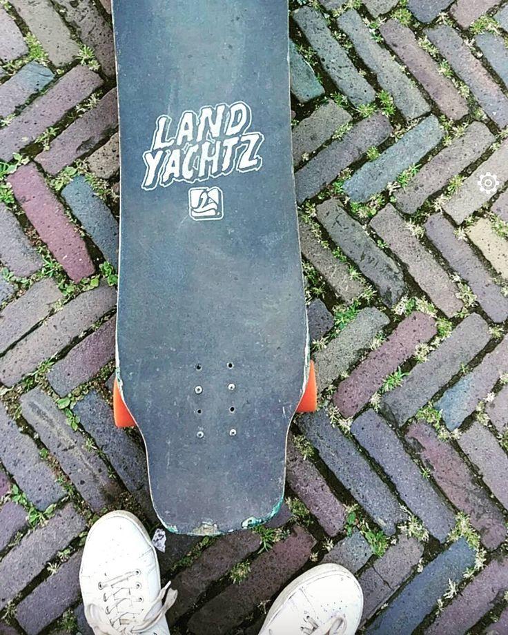 #longboard #boardlifeclothing #tryingnewthings #hooked