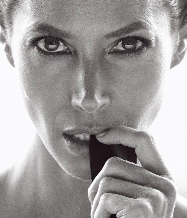 Christy Turlington for WSJ. Magazine by Mikael Jansson