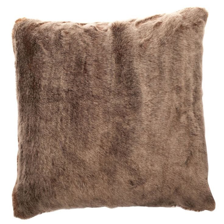 Whistler Faux Mink Pillowcase - Newport - Newport - RoyalDesign.com #pillow #pillowcase #design #interior #interiordesign #newport #newportdesign #royaldesign
