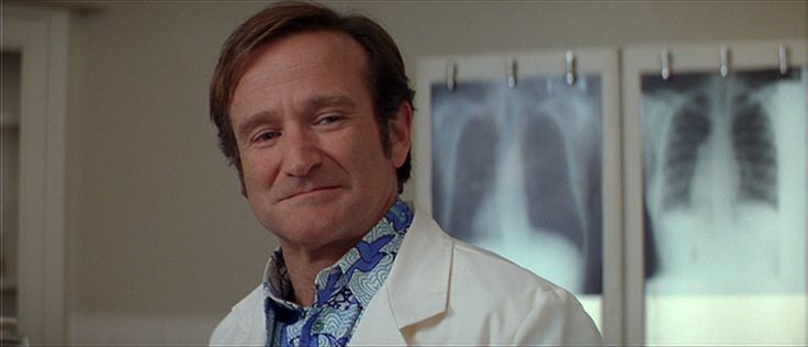 Patch Adams (1998) one of my favourite movies with Robin Williams
