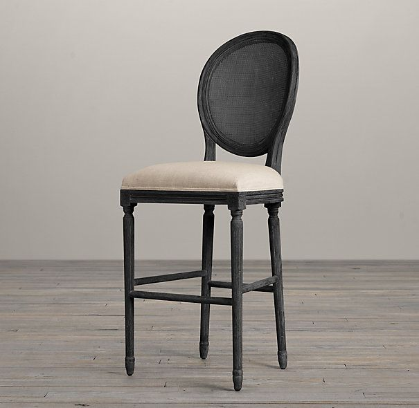 56 Best Louis Oval Bar Stool Images On Pinterest Counter