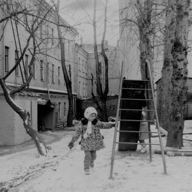 Старая Москва. 80-е