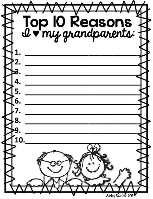 Grandparents Day! (and Giveaway Continues)