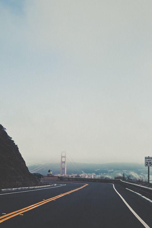 via 19 Ninety-2San Francisco California, Bays Area, Favorite Places, Golden Gates Bridges, Sanfrancisco, Open Roads, Amazing Places, Roads Trips, Cali Love