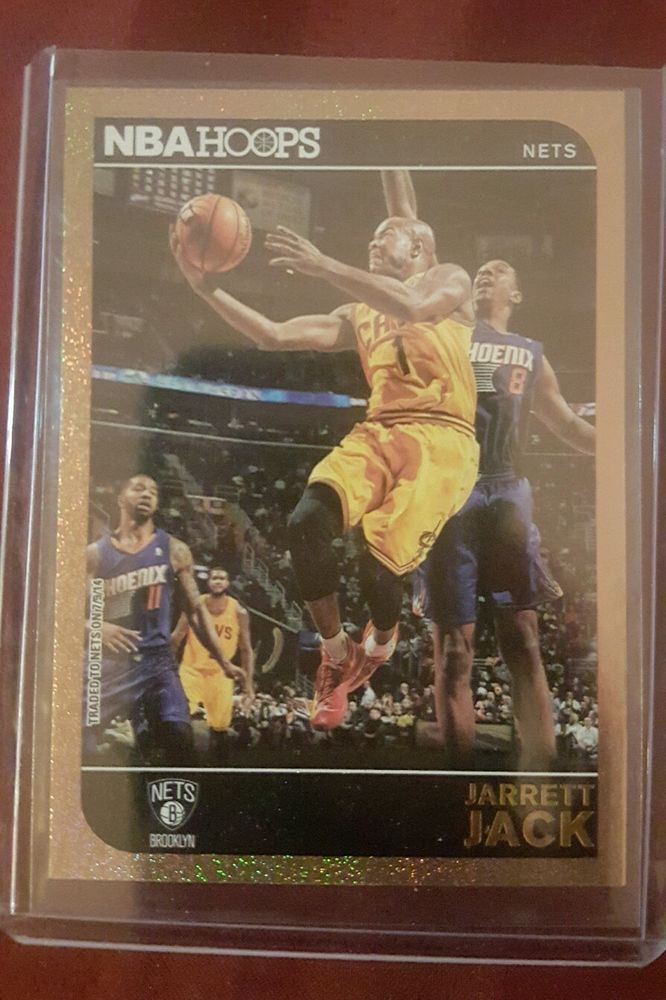 2014-15 Hoops Gold Jarrett Jack #215 Brooklyn Nets in Sports Mem, Cards & Fan Shop, Cards, Basketball | eBay