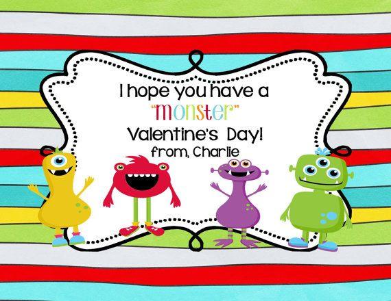 Tarjetas del día de San Valentín personalizada por noteablechic, $14.00