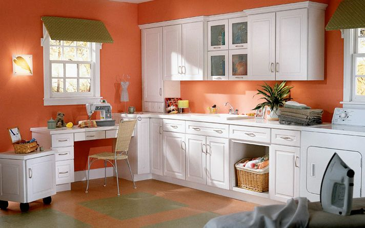 martha stewart kitchen cabinets 48 best laundry rooms images on 7385
