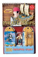 Building Cards™ How to Build Pirate Ships