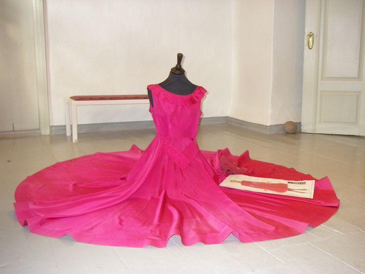 Bratskov 2012. Dress from 1950