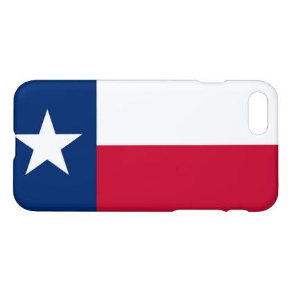 Texas flag iPhone 8/7 case - personalize design idea new special custom diy or cyo