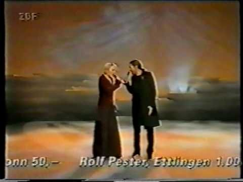 """Theme song to """"Sturmzeit"""" by wonderful French chanteuse Patricia Kaas and Erkan Aki.  Patricia's solo version is better; I don't think a chanteuse style and an opera style mix well, no matter how hot he is. ;-)"""