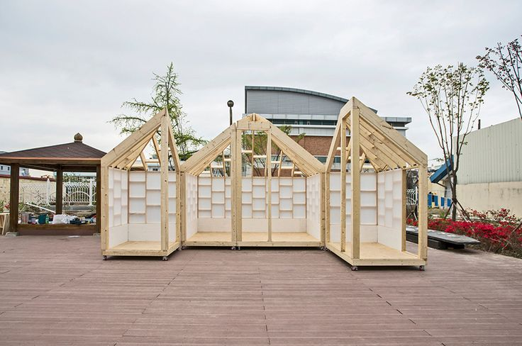 Gallery of Namwon Pavilion / Boundaries architects + DUCA Manual house - 6