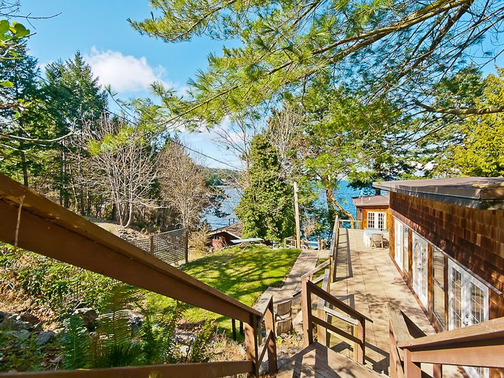 Nanoose Bay Vacation Rental - VRBO 361340 - 3 BR Vancouver Island House in Canada, Beachfront Home, Steps to the Beach, Marina and Golf Course