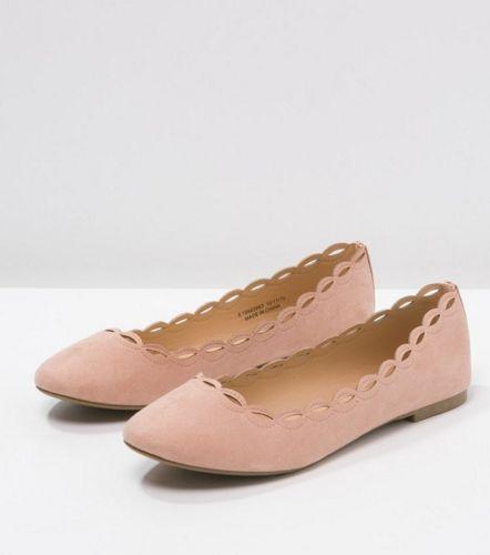 Dorothy Perkins POSTIE Baleriny peach