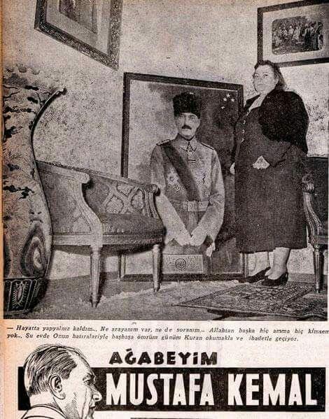Makbule Atadan.