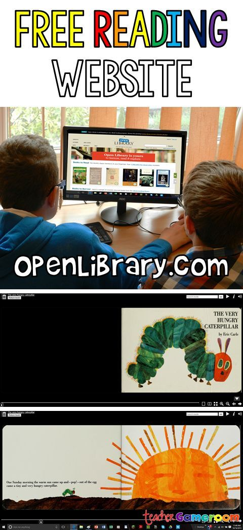 Use http://openlibrary.com to check out eBooks to use for your language arts lessons.