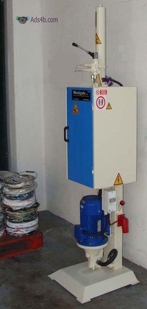 Compactadora de latas Prensas hidráulicas Compactador de latas