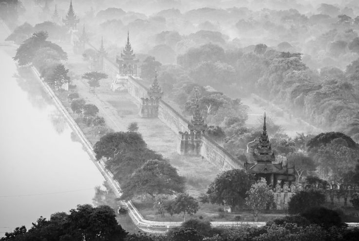 City In the Mist by Zay Yar Lin on 500px
