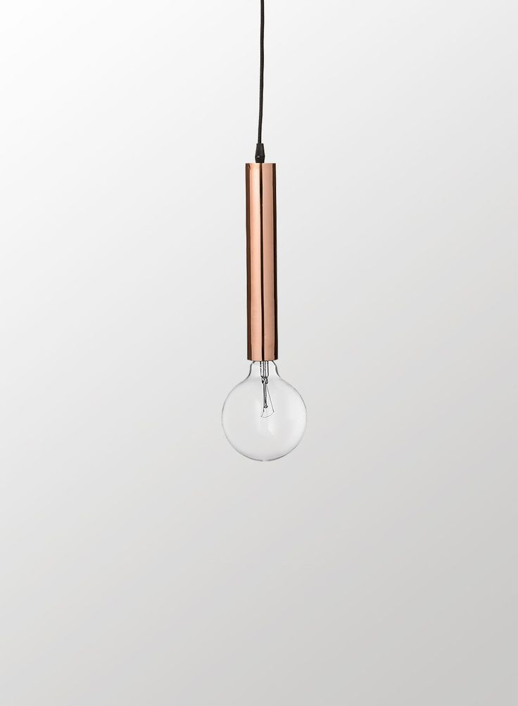 A striking and stylish copper pendant light this is an eye catching copper pendant light