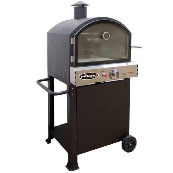 Outdoor Pizza Oven by AZ Patio Enjoy the convenience of making pizza in your own…