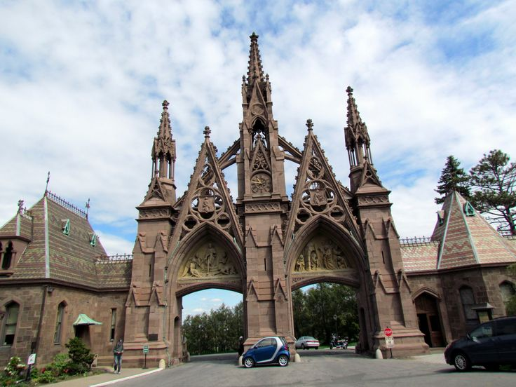 The Secrets of Green-Wood Cemetery | WFUV
