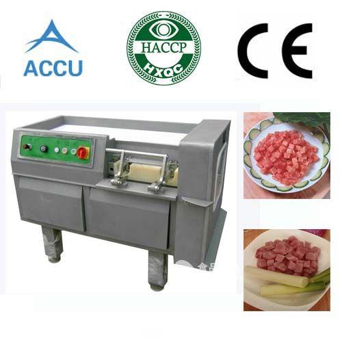 meat block cutting machine