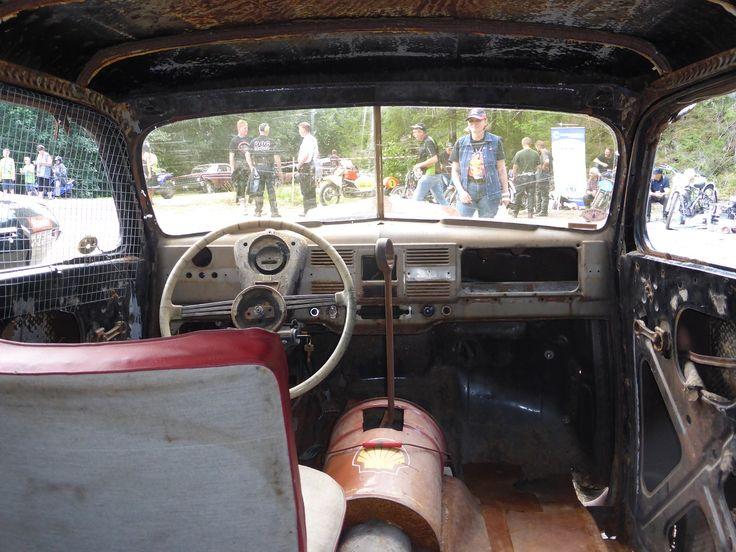 Opel Kapitän Rat Rod
