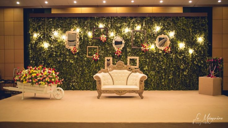 The decorator was Backdrop Events from Ramnagar Coimbatore. www.shopzters.com