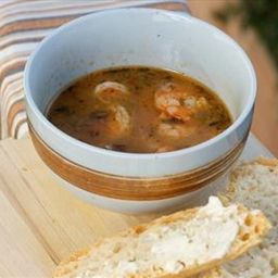 Theme Restaurant Copycat Recipes: Shrimp Dipping Broth